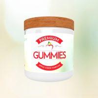 Gummies CBD Red